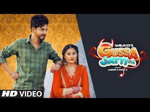 Gussa Jatti Da: Gurjazz (Full Song) KV Singh   Ranaa   Latest Punjabi Songs 2019
