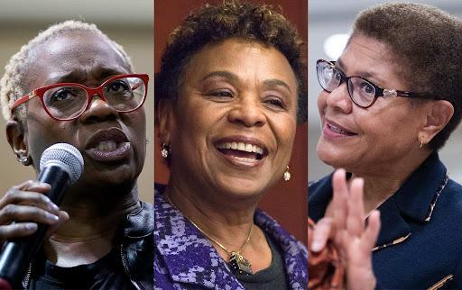 Avatar of Progressives Have a VP Short list: Barbara Lee, Nina Turner, Karen Bass