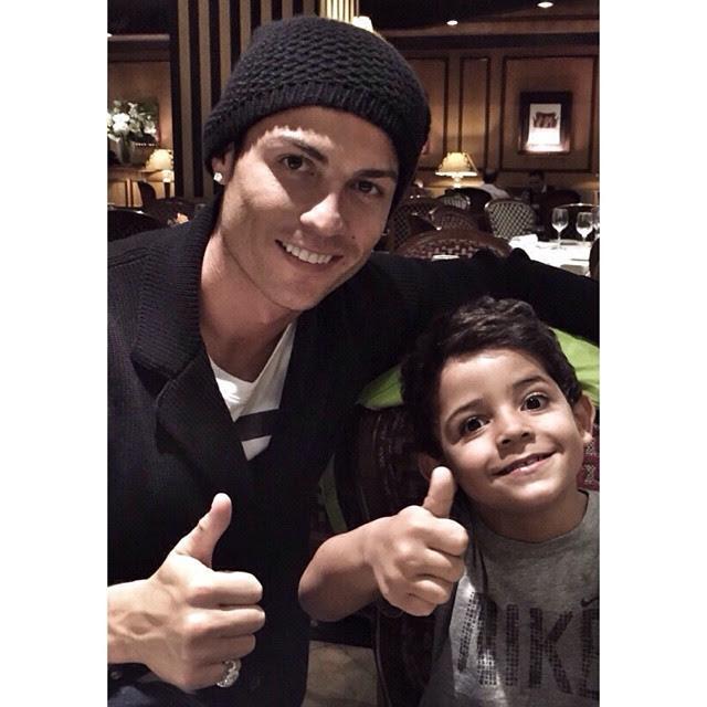 Cristinao Ronaldo (Foto: Reprodução/Instagram)