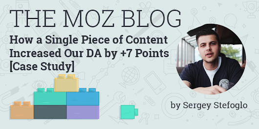 How a Single Piece of Content Increased Our DA by +7 Points [Case Study]