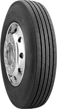 Bridgestone R196 Commercial Truck Tire 14 Ply