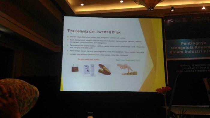Tips Belanja dan Investasi Bijak