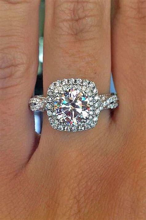 Best 25  Beautiful wedding rings ideas on Pinterest