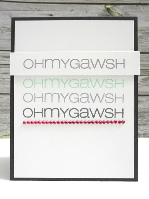 OHMYGAWSH