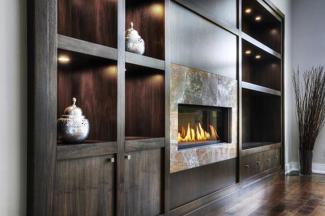 family room - contemporary - living room - toronto - by Braam's ...
