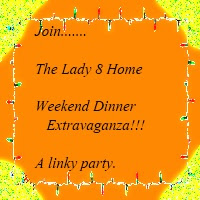 The Lady 8 Home Weekend Dinner Extravaganza