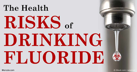 Water Fluoridation Linked to Diabetes and Low IQ