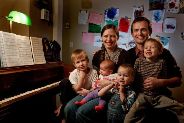 Provo couple runs popular free LDS sheet music website
