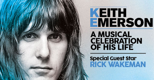 Keith Emerson Tribute Features Grandson, Wakeman - Best Classic Bands