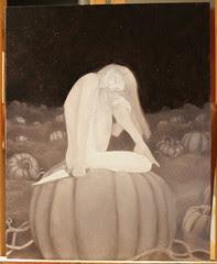 Pumpkin Carver - WIP 2