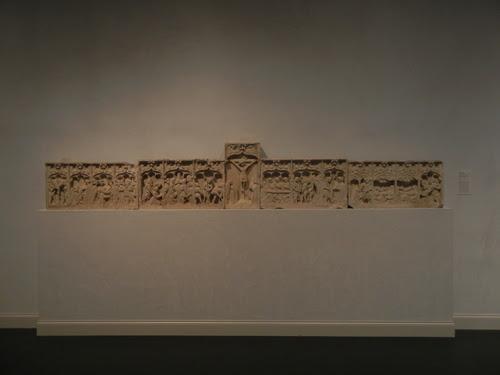 DSCN7966 _ Panels from the Retable of Agnès de Beaufremont, c. 1424, France, Workshop of Joinville-Vignory (active 1393-1442, LACMA