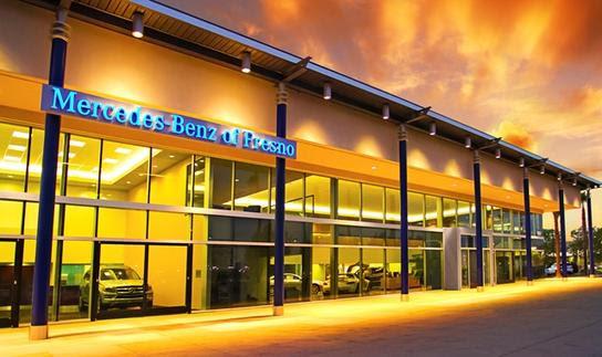 Mercedes-Benz of Fresno car dealership in Fresno, CA 93650 ...