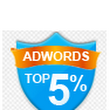 Wow! My AdWords account is among the top 5% best managed accounts!