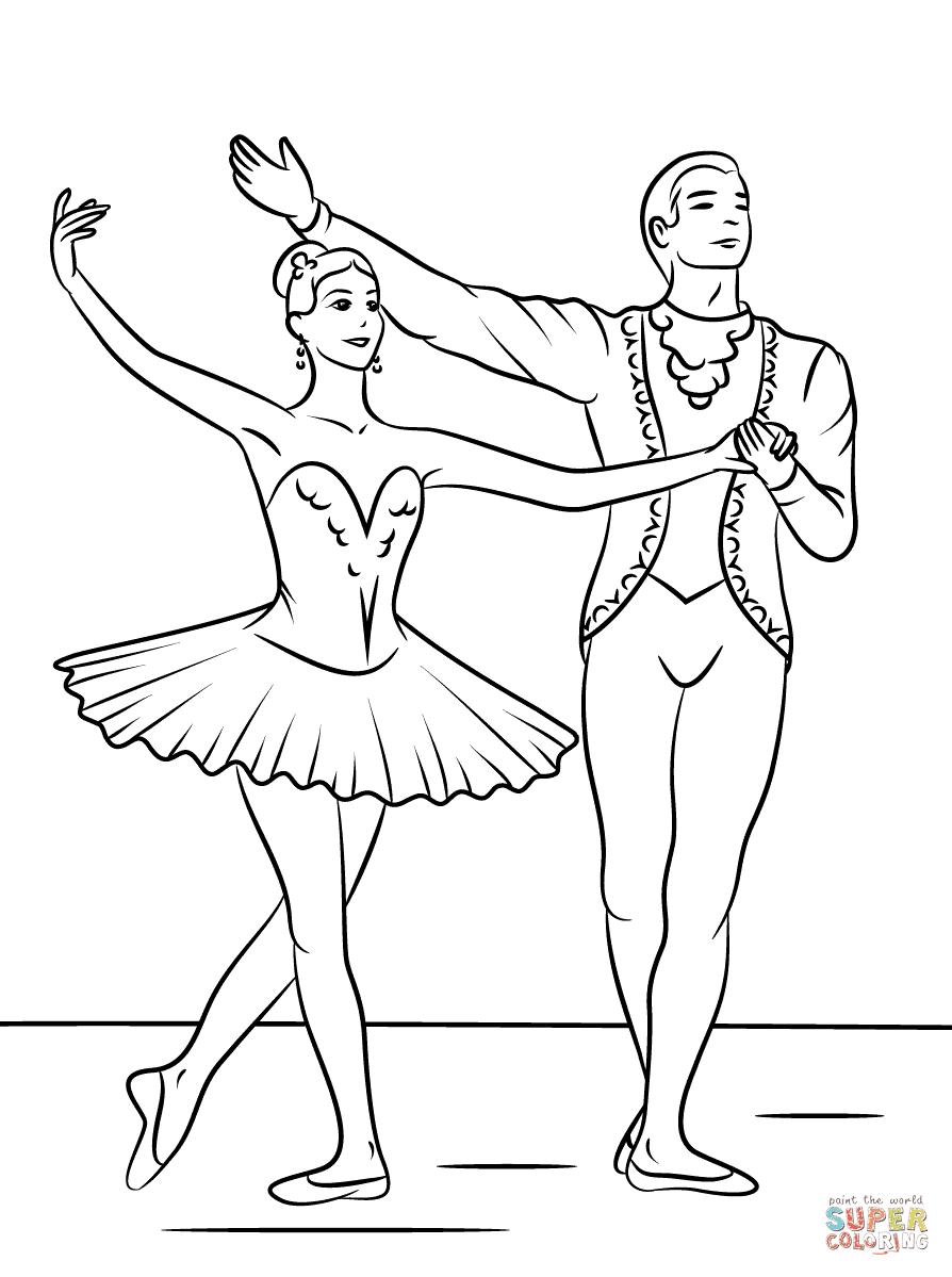 Klick das Bild Dornröschen Ballett