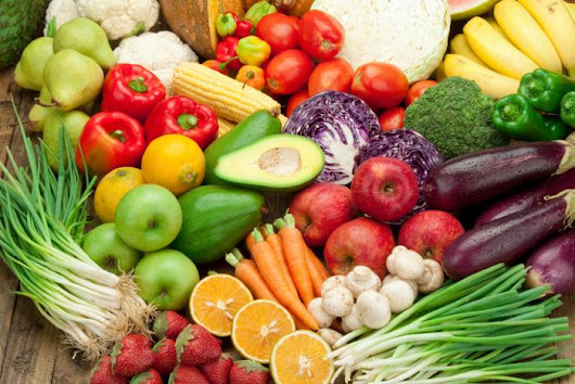 Eating 10 portions of fruits and veg daily best for health