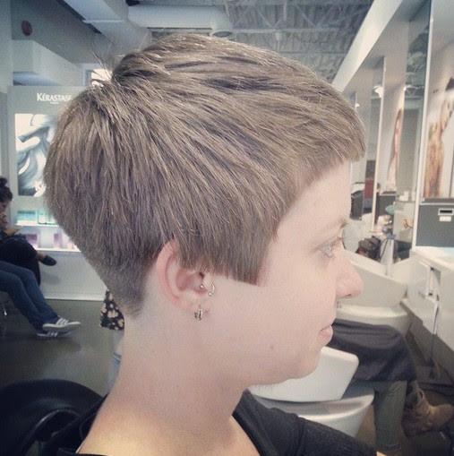 Charlene Von Monaco Neue Frisur Der Fürstin Ist Ein Kurzer Pixie
