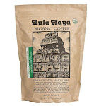 Ruta Maya Organic Decaffeinated Dark Roast Coffee 2.2 lb. Bag 2-pack