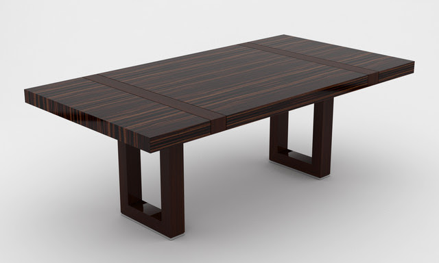 frank dining table - Contemporary - Dining Tables - miami - by ...