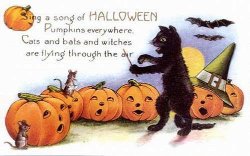 Sing Halloween (by senses working overtime)