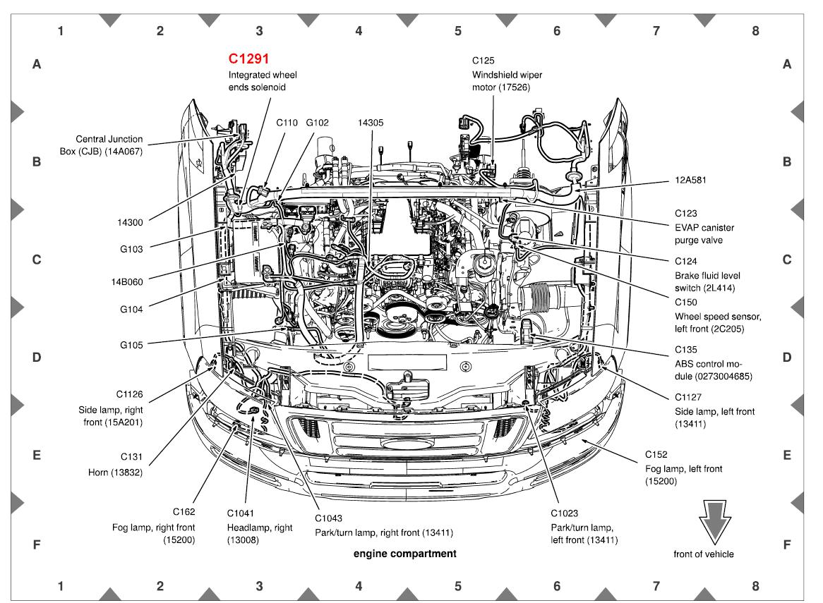 35 2004 Ford F150 Vacuum Diagram