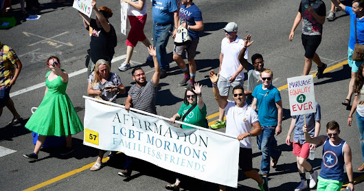 Affirmation, the gay Mormon support group, has seen a 'sea change' in its 40 years