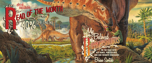 My Beloved Brontosaurus March Read of the Month | Hudson Booksellers