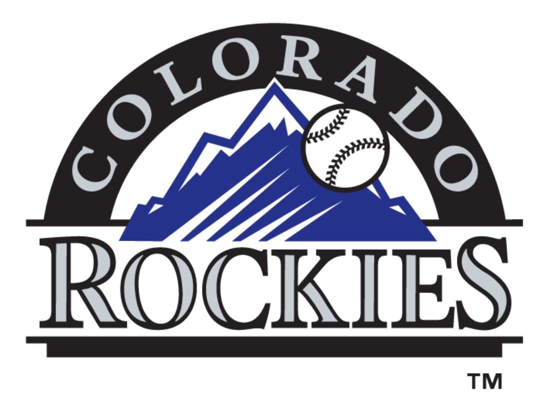 Resultado de imagen para logo colorado rockies