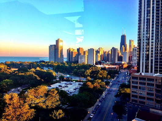 Best of Chicago Roof Top Bars: Part 2