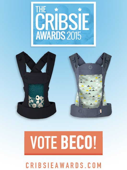 Vote for Beco Baby Carrier
