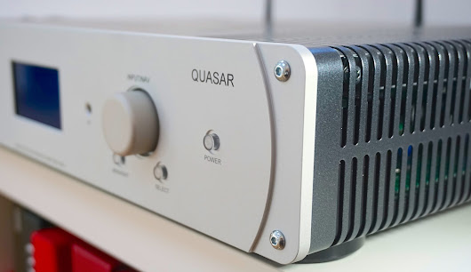 Quasar, an all-in-one hi-fi system from Leema - The Audiophile Man