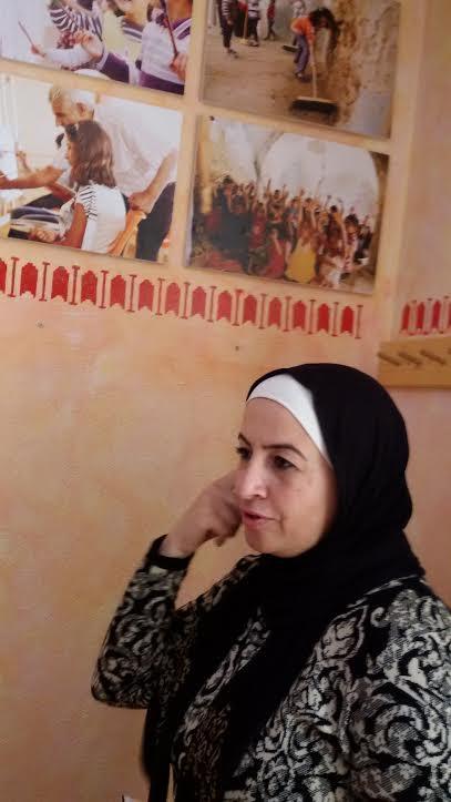 Nawa la direttrice Reem index