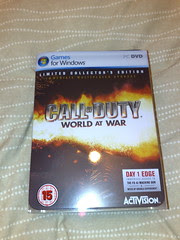 Call of Duty : World at War : Special Edition