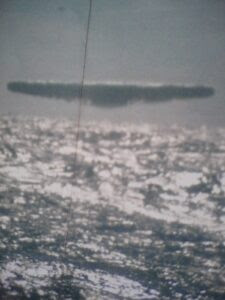 Arctic UFO Photographs, USS Trepang, SSN 674, March 1971