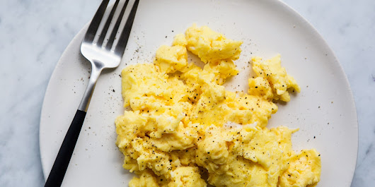 How to Scramble Eggs Perfectly, Every Time