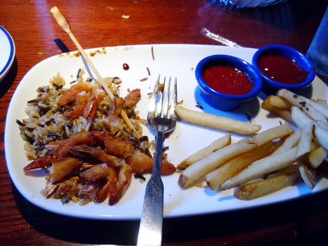 Red Lobster Endless Shrimp Review