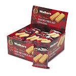 Shortbread Cookies, 2/Pack, 24 Packs/Box W-116