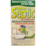 Earthworm Family Safe Septic System Treatment and Cesspool Cleaner 10.3 fl oz