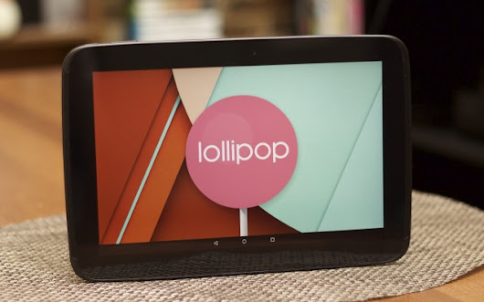 The Nexus 10, Lollipop, and the problem with big Android tablets
