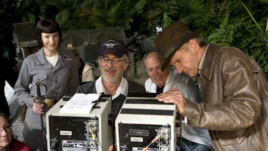 Disney Announces Next Indiana Jones Film With Ford & Spielberg. Yes, Really.