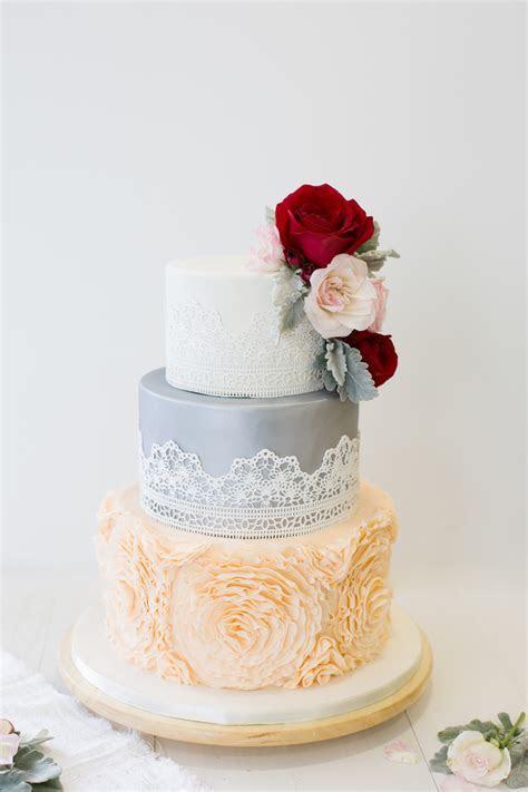 Floral Series Customised Cakes   Baker's Brew Studio