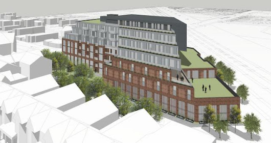 Revised Plans for Parkdale Mid-Rise Condo Submitted to City | Urban Toronto