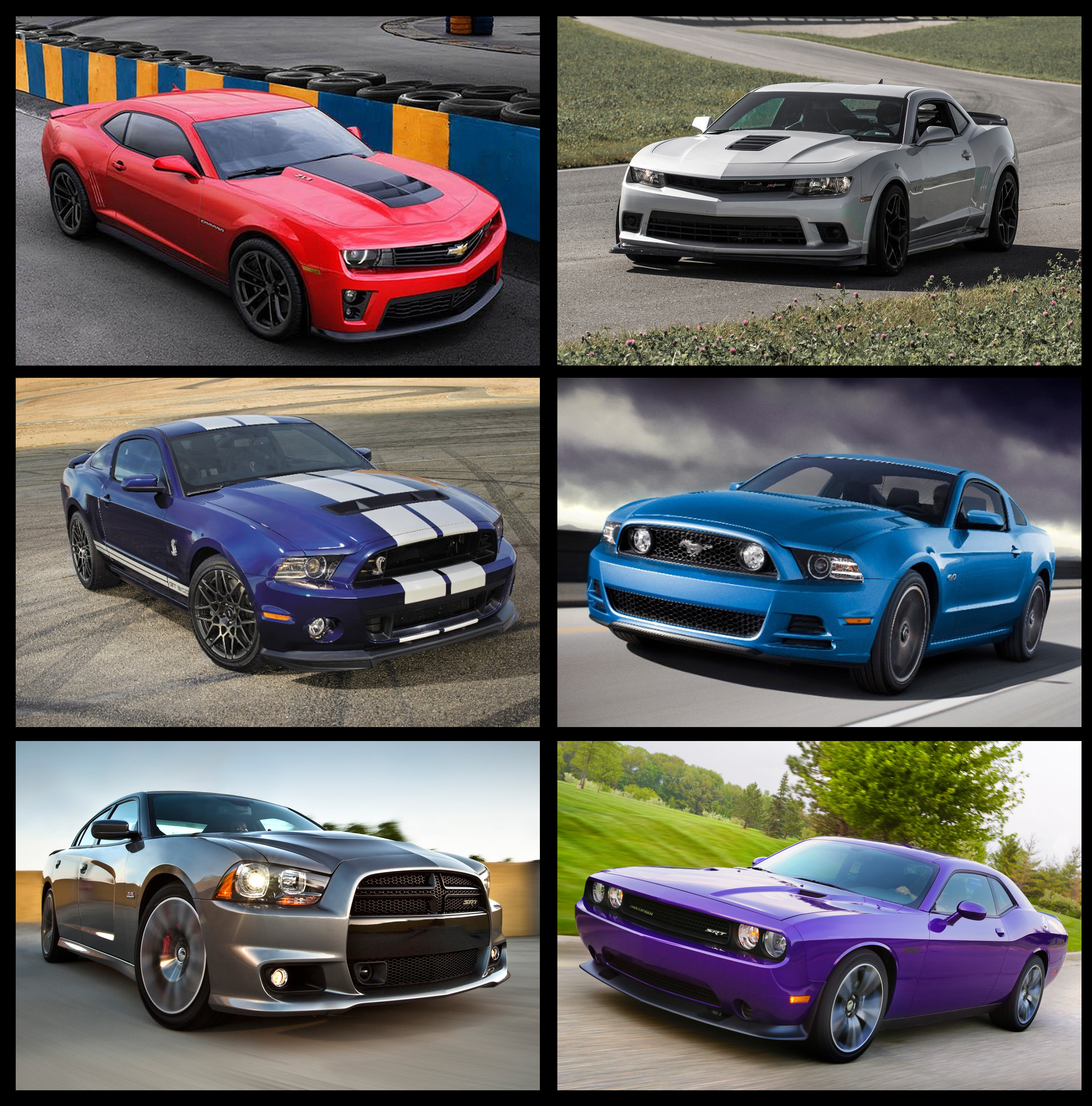 2014 Muscle Cars: The Best before They\u2019re Available  Popular Hot Rodding  Hot Rod Network