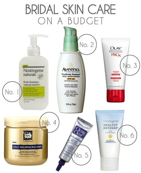 45 best Wedding Skin Care Routine images on Pinterest