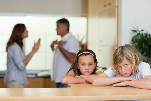 Dealing With High-Stress Family Situations