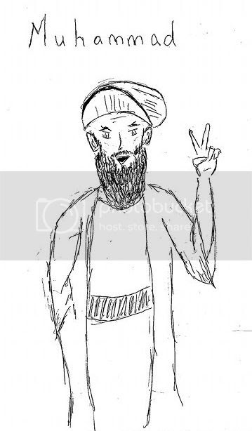 American Power: How Radical Leftists Draw Muhammed