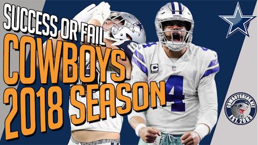 Dallas Cowboys 2018 Season, a Success or Failure? #DallasCowboys #Cowboys #CowboysNation #CowboysFeed...