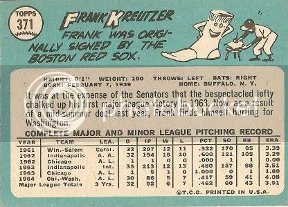 #371 Frank Kreutzer (back)