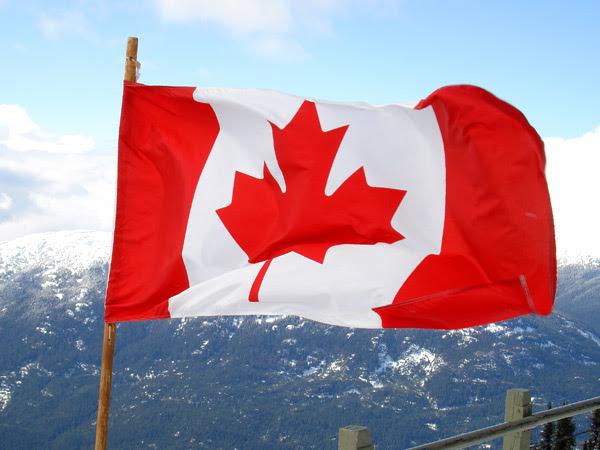 Αποτέλεσμα εικόνας για καναδική σημαία