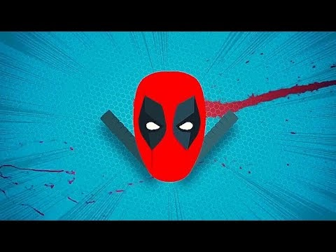 Top 4 Super Heros Intro