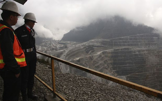Company threatens workers over plans to strike at West Papua mine